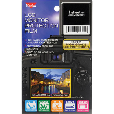 Kenko LCD Monitor Protection Film for the Olympus E-M10 Mark III Camera