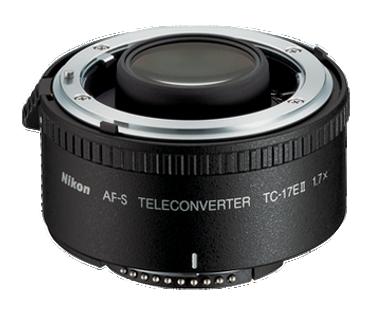 Nikon AF-S TC-17E II 1.7x Teleconverter