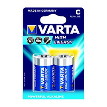 Varta C High Energy 2pk