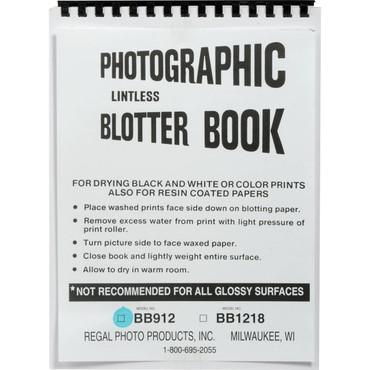 Blotter Book 9X12''