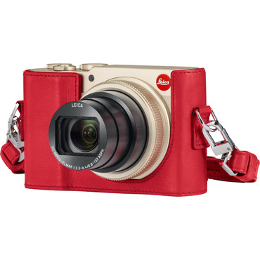 Leica C-Lux Leather Protector (Red)