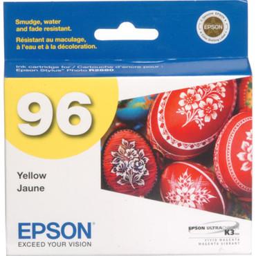 Epson Ink Cartridge 96 UltraChrome K3 - Yellow