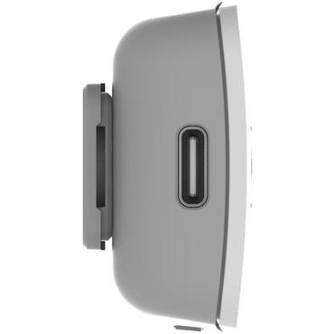 Sennheiser Memory Mic Wearable Wireless Smartphone Mic (White)