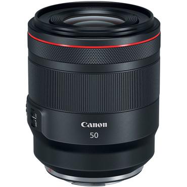 Canon RF - 50mm f/1.2L USM Lens