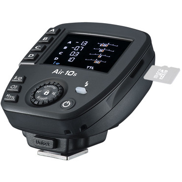 Nissin Air10s Wireless TTL Commander for Pana/Oly