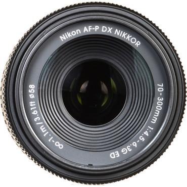 White Box Nikon AF-P DX NIKKOR 70-300mm f/4.5-6.3G ED Lens