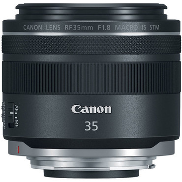 Canon RF - 35mm f/1.8 IS Macro STM Lens (ACE58809)