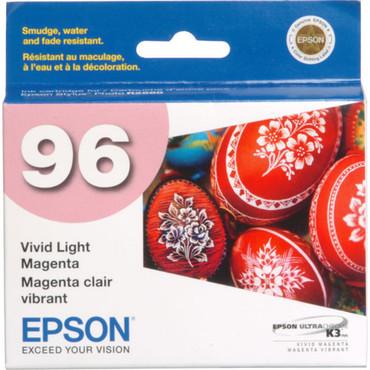 Epson Ink Cartridge 96 UltraChrome K3 - Vivid Light Magenta