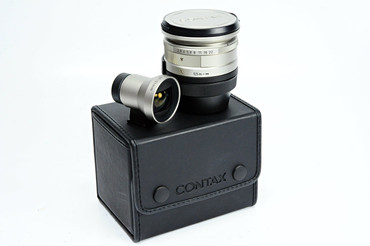 Pre-Owned 21Mm F2.8 G Biogon T* For Contax G Mount