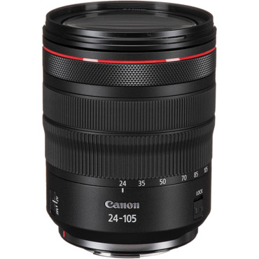 Canon RF - 24-105mm f/4L IS USM Lens