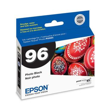 Epson Ink Cartridge 96 UltraChrome K3 - Photo Black