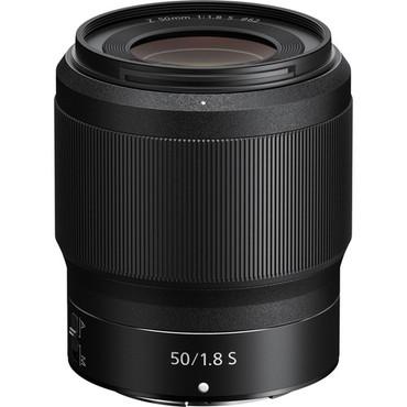 Nikon Z - Z 50mm f/1.8 S