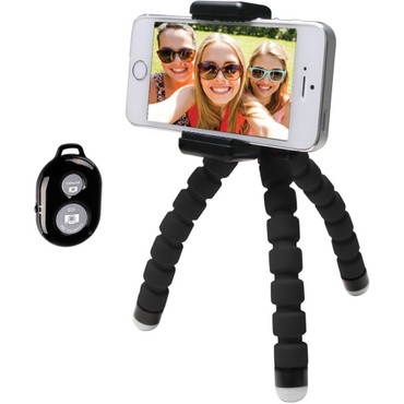 Bower Compact Selfie Bendi Pod with Remote