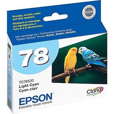 Claria Hi-Definition Cyan Ink For R260,R380,RX580