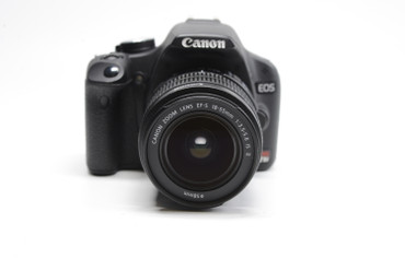 Pre-Owned - Canon EOS Rebel T1i w/18-55mm IS Lens