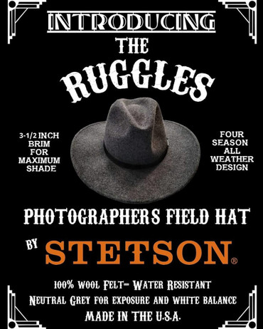 Ruggles 18% Grey Hat, Small, Stetson, S