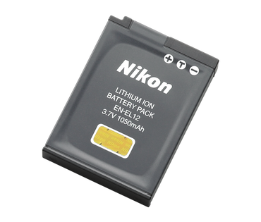 EN-EL12 Li-Ion Battery
