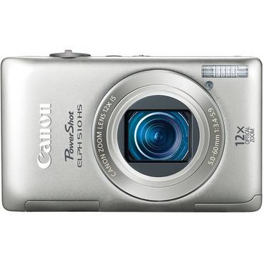 Powershot ELPH 510 HS Digital Camera (Silver)