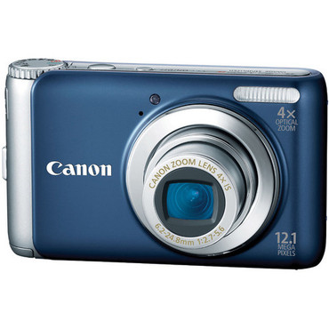 Powershot A3100 IS Digital Camera (Blue)
