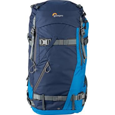 Lowepro Powder Backpack 500 AW (Midnight and Horizon blue)