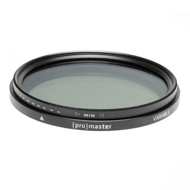 Promaster 82mm Variable ND - 82mm
