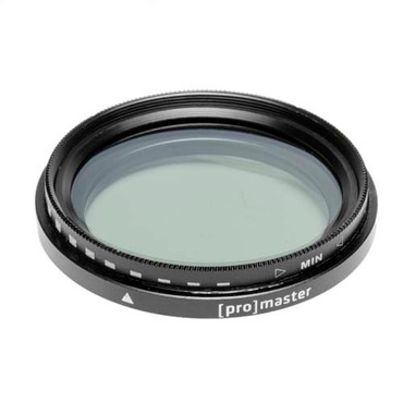 Promaster 40.5mm Variable ND - 40.5mm