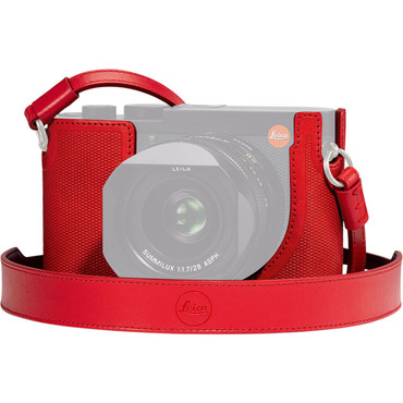 Leica Q2 Protector Case (Red)