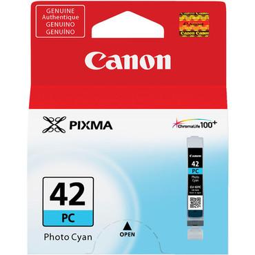 CLI-42 Photo Cyan Ink Cartridge For the PIXMA PRO-100 Printer