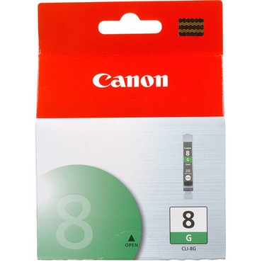 Canon Cli-8G Green Ink For Pixma Pro 9000