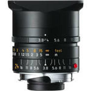 Pre-Owned - Leica Elmar-M 24MM F/3.8 Aspherical (Black)