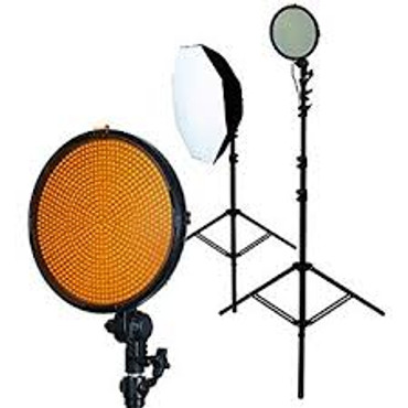 Promaster VL800D LED 2 Light Studio Kit / Daylight