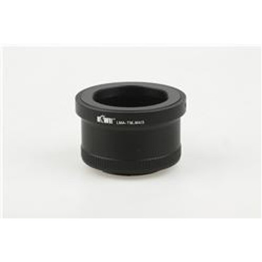 Promaster T mount Lens - micro 4/3 Camera - Mount Adapter