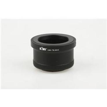 Promaster T mount Lens - fujifilm XPro-1 - Mount Adapter