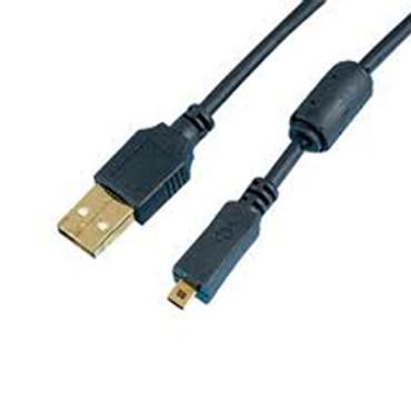 Promaster USB Cable A - Mini 8B 6'