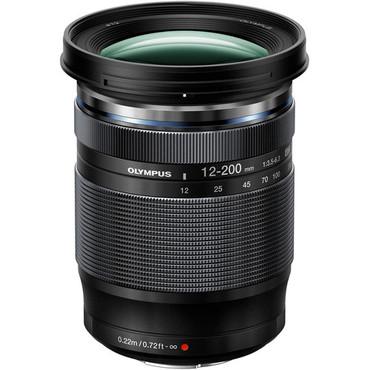 Olympus 12-200mm f/3.5-6.3 M.Zuiko Digital ED Lens