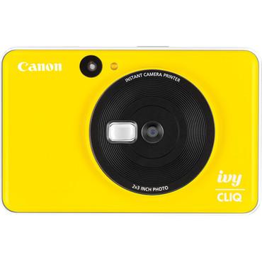 Canon IVY CLIQ Instant Camera Printer (Bumblebee Yellow)