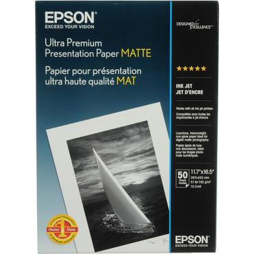 """Enhanced Matte 11.7X16.5"""""""
