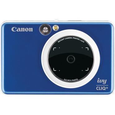 Canon IVY CLIQ+ Instant Camera Printer (Sapphire Blue)
