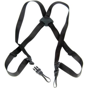 OP/TECH USA Bino/Cam Harness Binocular or Camera Strap (Webbing Version)