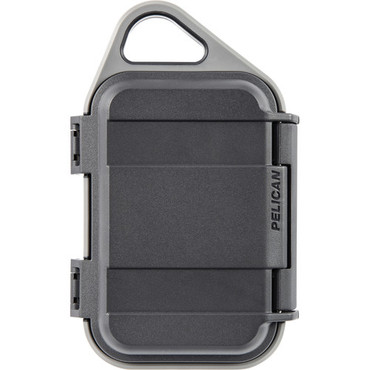 Pelican G10 Personal Utility Go Case (Anthracite/ Gray)
