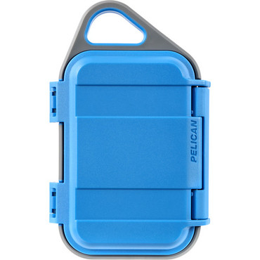 Pelican G10 Personal Utility Go Case (Blue/Gray)