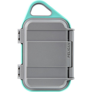 Pelican G10 Personal Utility Go Case (Slate/Teal)