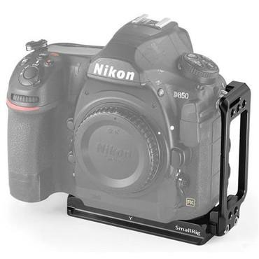 SmallRig L-Bracket for Nikon D850
