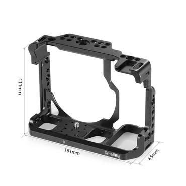 SmallRig Quick Release Half Cage for Nikon Z6 and Nikon Z7
