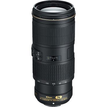Pre-Owned - Nikon AF-S 70-200mm f/4G ED VR Nano
