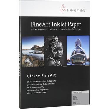 "Hahnemühle Photo Rag Metallic Paper (8.5 x 11"", 25 Sheets)"