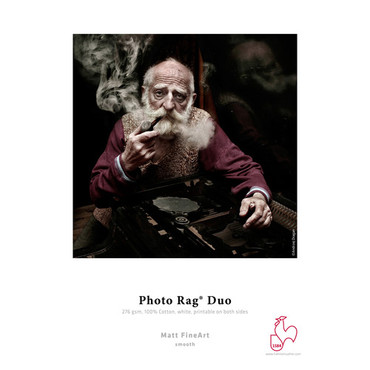 "Hahnemühle Photo Rag Duo Matte FineArt Paper (13 x 19"" - 25 Sheets)"