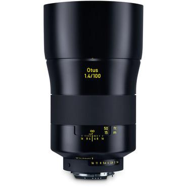 ZEISS Otus 100mm f/1.4 ZF.2 Lens for Nikon F