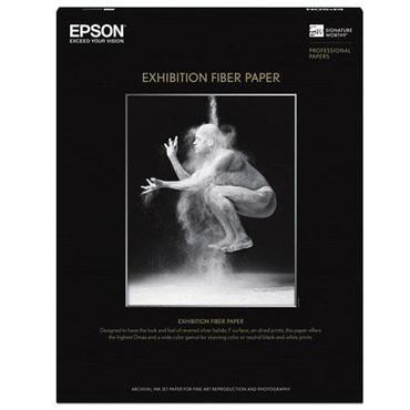 Epson 13X19 Exhibition Fiber Paper For Inkjet  25 Sheets