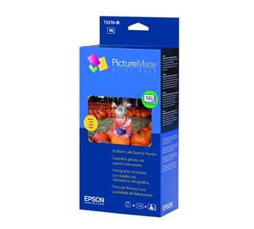 "Picturemate Print Pack For  100 4X6"" Matte"